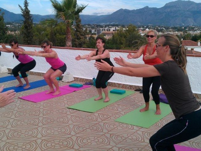 4 Days Refreshing Yoga Retreat in Alicante, Spain