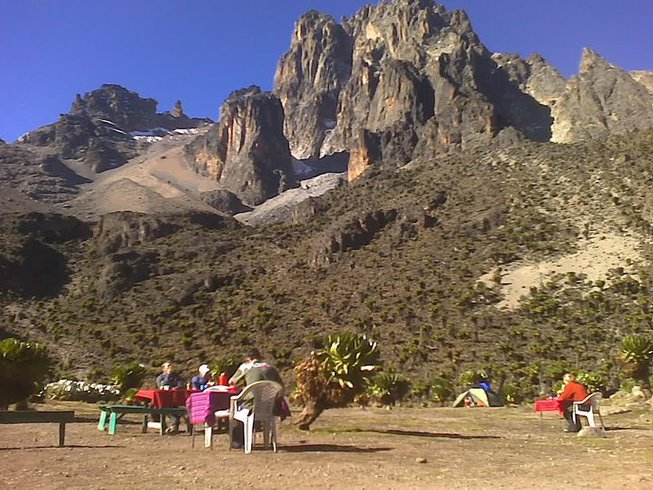5 Days Remarkable Mount Kenya Safari