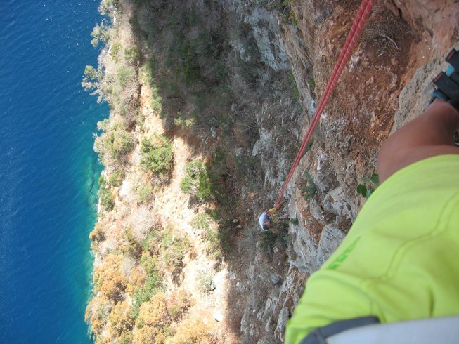 8 Days Rock Climbing and Yoga Retreat in Greece