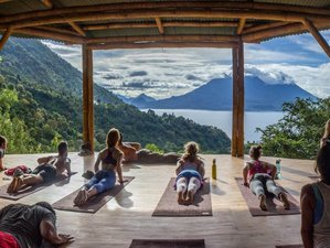 31 Day 300-Hour Ancient Wisdom Yoga Teacher Training in Lake Atitlan
