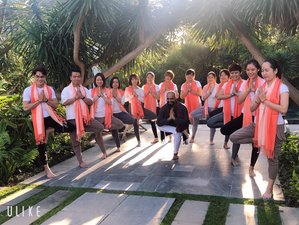 28 Days 200 Hours Yoga Teacher Training with Authentic and Traditional Style in Hoi An, Vietnam
