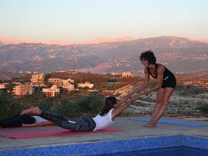 8 Tage Wellness Yoga und Detox Urlaub in El Koura, Libanon