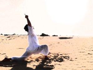 8-Daagse Yoga Nia & Pilates Vakantie met 3-Daagse Woestijntrektocht in Tunesië