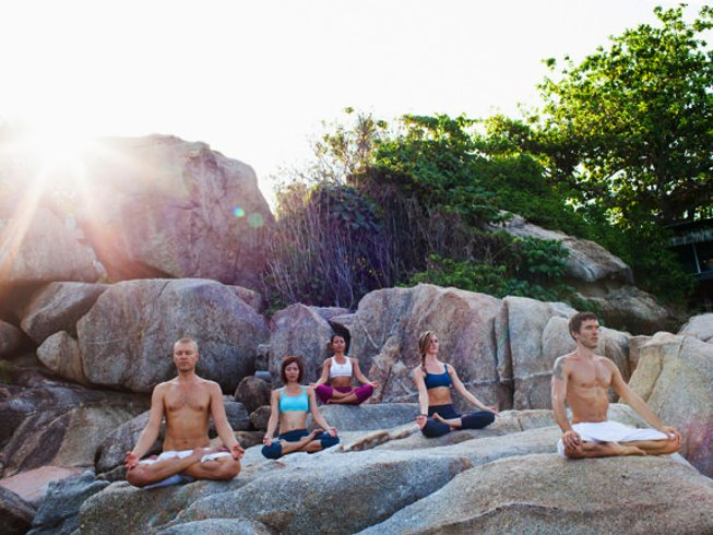 300-urige Vikasa Yoga Docententraining voor Gevorderden in Koh Samui, Thailand