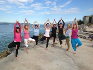 8 Days Active Yoga Retreat in Croatia