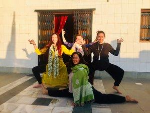 8 Day Goddess Journey of Yin, Restorative Yoga, and Meditation in Rishikesh