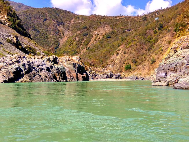 3 Tage Rafting Expedition und Yoga Retreat in Devprayag, Indien