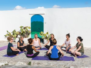 Light Italy Week: 8 Day Yoga & Flavour Vacation in Ostuni, Apulia