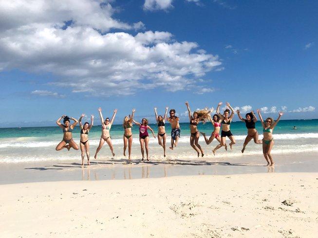 6 jours en stage de yoga relaxant pour se ressourcer à Tulum, Mexique