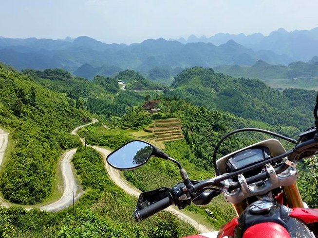 5 Days Unforgettable Northeast Vietnam Motorbike Tour