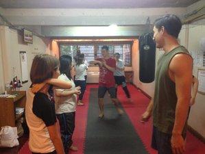 3 Months WingChun Kung Fu Training in Bangkok, Thailand