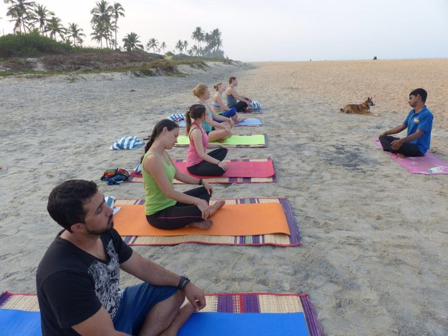 7 Days Yoga Retreat in South Goa, India