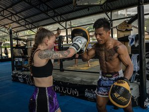 1 Week Power Muay Thai Camp in Koh Samui, Surat Thani