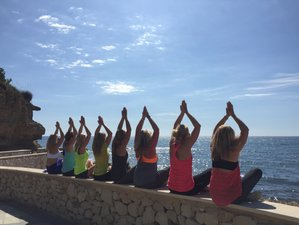 7 Day Luxury Detox and Wellness Yoga Holiday in Moraira, Alicante