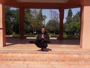 4 Days Aikido, Kototama, Internal Martial Arts Initiation and Training in Marrakesh, Morocco