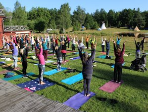 4 Days Sweden Yoga Retreat and Festival