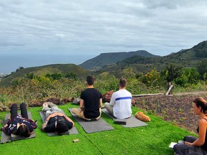 3 Day Individual Digital Detox Retreat to Reconnect with Nature, Meditate and Relax in Tenerife