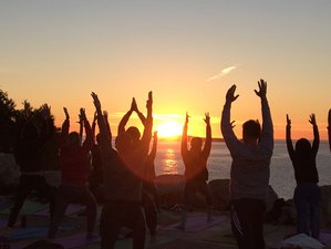7 Day 60-Hour Goddess Yoga Flow Teacher Training & Retreat on Magical Ibiza