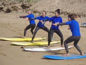 5 Day Surf Camp and Yoga Holiday for All Levels in Tamraght