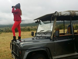 3 Days Maasai Mara Safari in Kenya