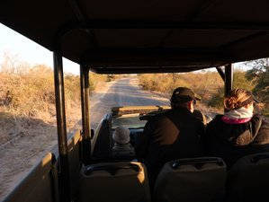 7 Day Glamping Big 5 Kruger National Park Safari with Air-con
