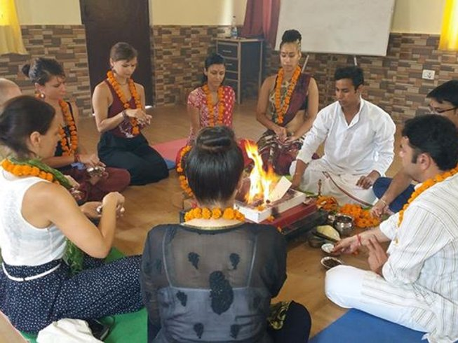 14 Days Yoga Rejuvenation Retreat in Rishikesh, India
