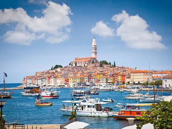 2 Days Monte Mulini Croatia Olive Oil Tasting in Rovinj