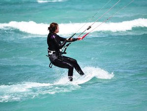 8 Days Intensive Kitesurf Camp in Santa Maria, Cape Verde