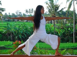 4-Daagse Loslaten en Relaxte Yoga Retreat in Bali, Indonesië