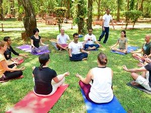 21 jours-200h de formation de professeur de yoga vinyasa à Goa, Inde