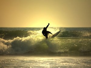 11 Days Surf and Yoga Holiday for All Levels in Cape Town, South Africa