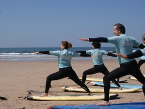 3 Day Yoga and Surf Camp in Ofir Beach, Esposende