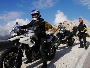 15 Days Guided BMW Motorcycle Tour Spain and Morocco