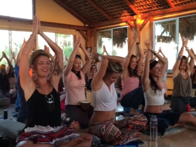 10 Days Life Coach and Yoga Teacher Training in Mexico