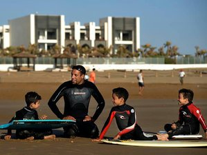 Surfline Morocco Surf Camp
