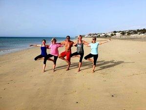 8 Tage Yoga Urlaub und Wandern auf Fuerteventura