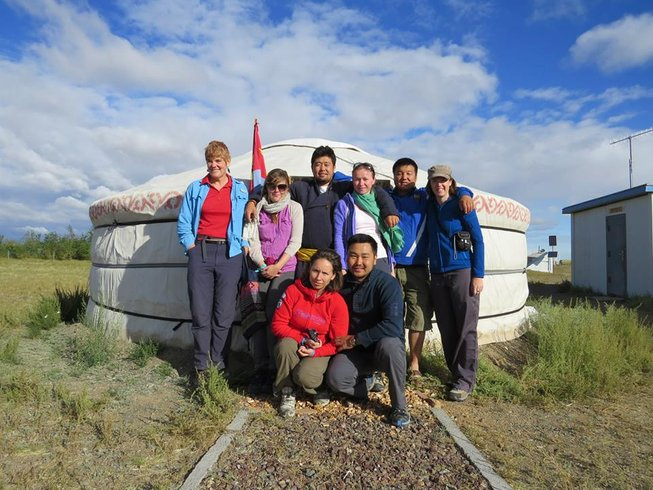 16 Days Culinary Holiday in Mongolia and Gobi