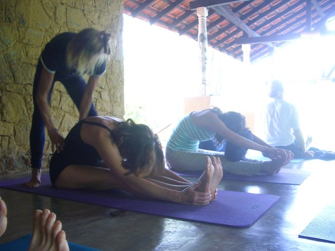 8 Days Yoga Retreat in Sri Lanka
