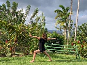 10 Days Holistic Awareness Yoga Retreat in El Castillo, Costa Rica