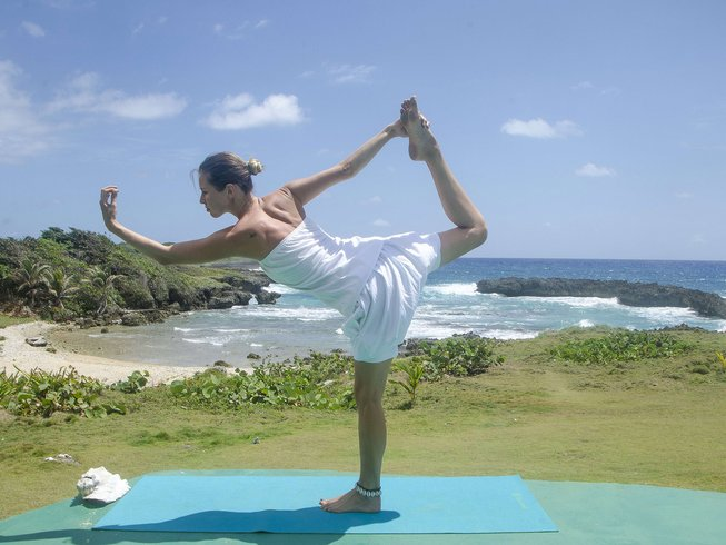5 Days Raw Food Yoga and Meditation Retreat in Jamaica