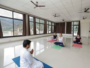 7 Day Pranayama, Meditation, and Yoga Retreat in Rishikesh