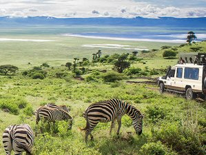 16 Days Amazing Zanzibar Beach Holiday and Wildlife Safari in Tanzania