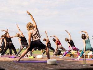 7 Days 5 Senses Cleansing Detox, Meditation and Yoga Retreat in Occitanie, France