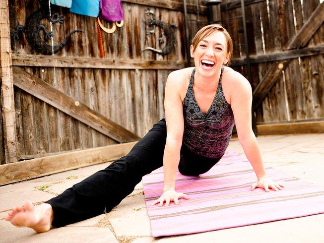 4 Days Hot Springs Colorado Yoga Retreat
