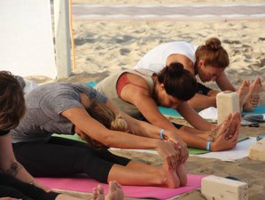 14 Days Beach Hatha Yoga Retreat Italy