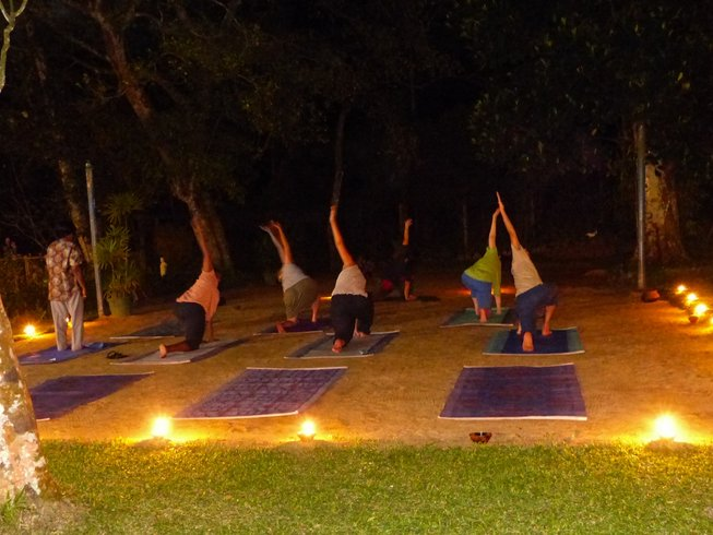 10 Tage Meditations und Yoga Urlaub in Kalutara, Sri Lanka