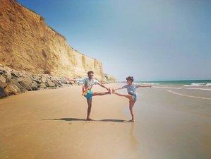 4 jours en vacances de yoga ashtanga, vinyasa et yin en Andalousie, Espagne