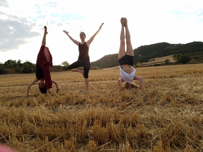 8 Days Rural Meditation and Yoga Retreat in Spain