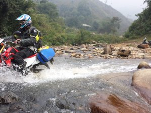4 Day Guided Off-Road Motorbike Tour in Vietnam from Hoi An to Hue