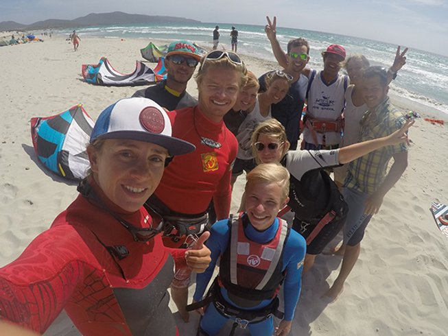 7 Days Basic Kite Surf Camp in Sant'Antioco, Sardinia, Italy